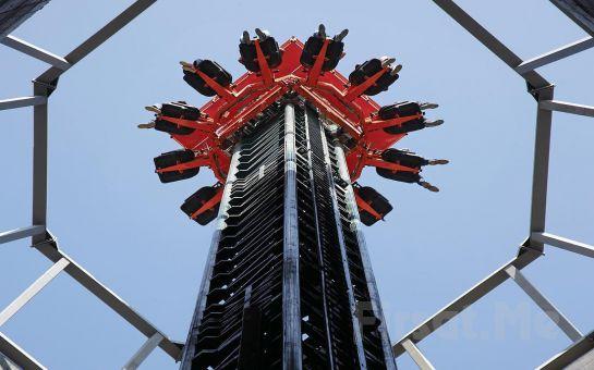 İsfanbul Tema Park İstanbul'da Eğlenceye Yolculuk Bileti