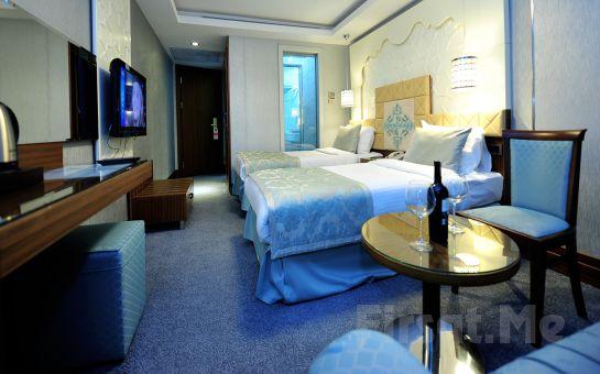 Grand Star Hotel Bosphorus Taksim'de 2 Kişilik Konaklama Seçenekleri