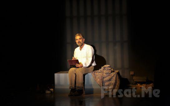 Yurdaer Okur'un Uyarlayıp Sahnelediği Nazım Hikmet'i Anlatan 'Ran' Tiyatro Oyun Bileti