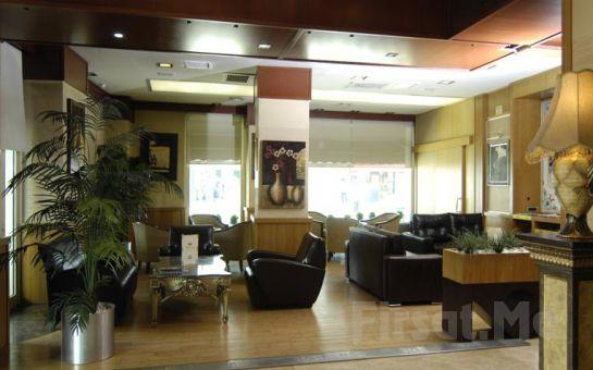 Ümraniye Boutique Princess Hotel'de 2 Kişi 1 Gece Konaklama ve Kahvaltı