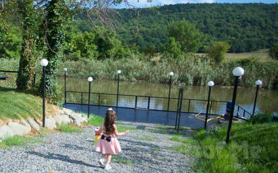 Riva Baraka Köyü'nde Leziz İftar Menüsü ve Gün Boyu Aktivite