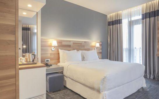 Ever Hotel Europe Batışehir'de 2 Kişilik Konaklama Seçenekleri