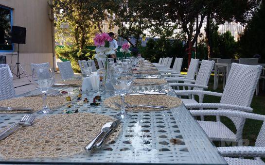 Dafne Hotel Balgat'ta Yemyeşil Bahçe İçerisinde Leziz İftar Menüleri