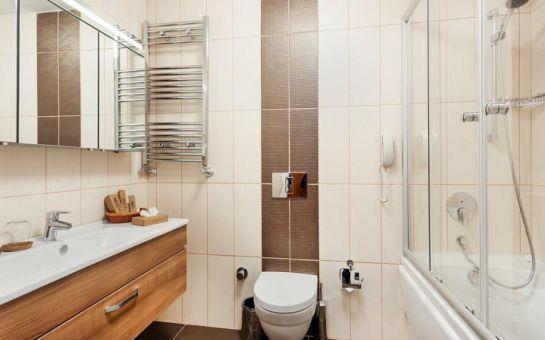 Nidya Hotel & Suites Esenyurt'ta 2 Kişilik Konaklama Seçenekleri ve Türk Hamamı, Spa Fırsatı