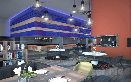 Ever Hotel Asia Dudullu'da Konaklama ve Kahvaltı Seçenekleri