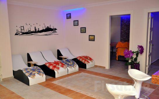 Denize Sıfır Sakin Ve Huzurlu Bir Tatil! Hotel Blue Night'tan Herşey Dahil Tatil Fırsatı!