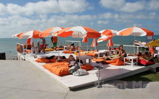 Kilyos Solar Beach'te Denize Sıfır Serpme Kahvaltı + Sınırsız Çay Fırsatı!