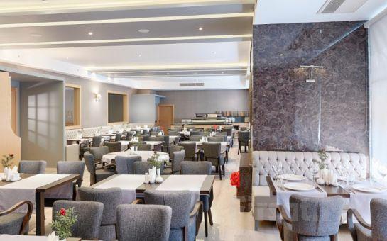 İzmir Kordon Otel Çankaya'da 2 Kişi 1 Gece Konaklama ve Kahvaltı
