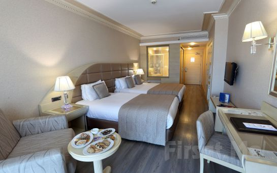 Büyükçekmece Eser Premium Hotel ve Spa'da Konaklama ve Kahvaltı Seçenekleri