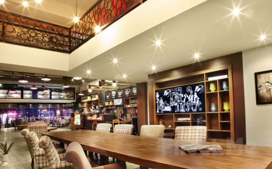 Mard-inn Hotel Beylikdüzü'nde 2 Kişi 1 Gece Kahvaltı Dahil Konaklama ve Spa Kullanımı