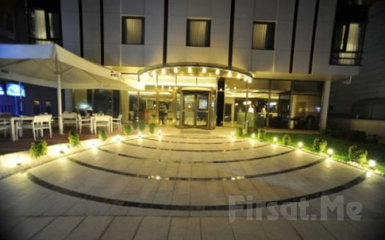 Niza Park Otel Ankara'da Kahvaltı Dahil Konaklama Seçenekleri