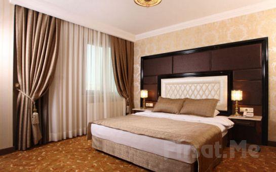 Ayrıcalıklı Hizmetin Adresi Ataşehir Asia City Hotel'de Kahvaltı Dahil Konaklama Seçenekleri