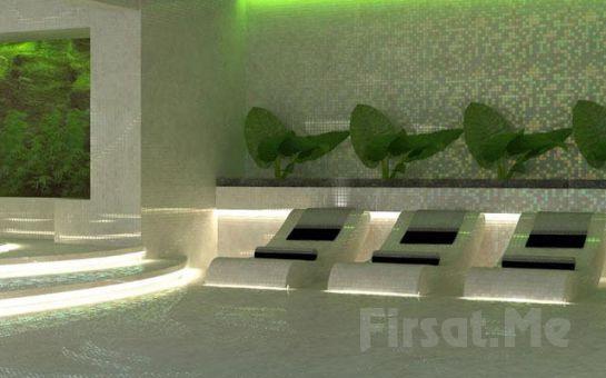 Bursa Tiara Termal & Spa Hotel'de Termal Havuz, SPA Kullanımı Dahil Konaklama Seçenekleri