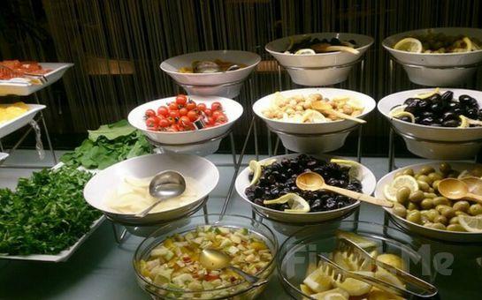 Ümraniye Ağaoğlu My City Otel'de SPA Kullanımı Dahil Konaklama ve Kahvaltı Seçenekleri