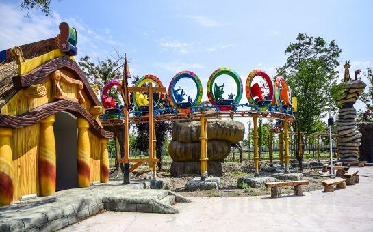 Wonderland Eurasia (Ankapark)'da Gün Boyu Sınırsız Eğlence Bileti