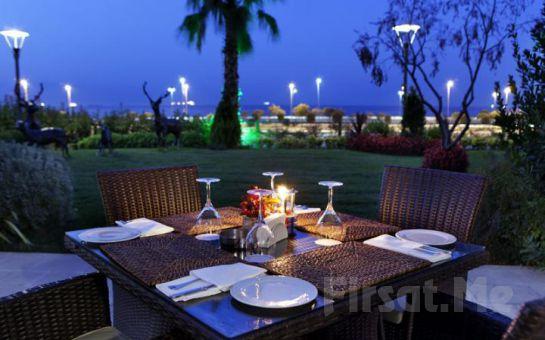 Muhteşem Deniz Manzaralı 5* The Green Park Pendik Hotel & Convention Center'de Kahvaltı Dahil Konaklama Seçenekleri