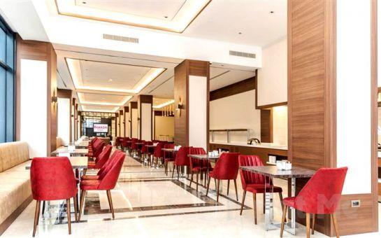 Ramada by Wyndham Beylikdüzü Otel'de Konaklama ve Kahvaltı Seçenekleri