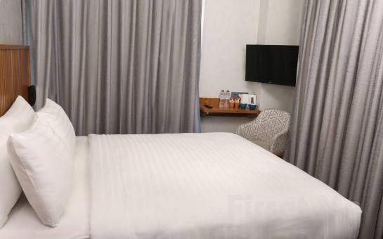 Ümraniye Hotel Discovery'de Kahvaltı Dahil Konaklama Seçenekleri