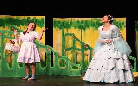 Sevilen Masal Kahramanı 'Oz Büyücüsü' Tiyatro Bileti