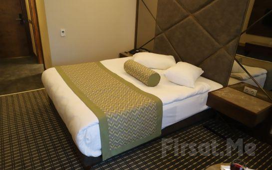Q Hotel Ankara Kavaklıdere'de Kahvaltı Dahil 2 Kişilik Konaklama Keyfi