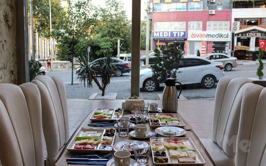 Grand Bursa Hotel'de Konaklama ve Kahvaltı Seçenekleri