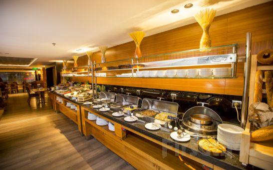 Park Inn By Radisson Asia Kavacık'da Konaklama ve Kahvaltı Seçenekleri