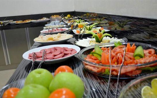 Derya Otel Bursa'da Kahvaltı Dahil 2 Kişilik Konaklama Keyfi