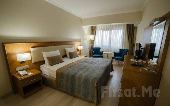 Patalya Lakeside Resort Hotel Ankara'da Kahvaltı Dahil 2 Kişilik Konaklama Seçenekleri