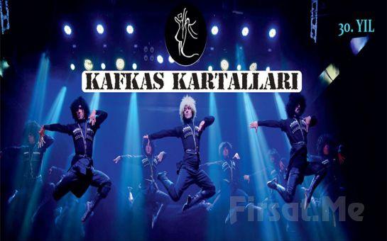 Muhteşem Bir Koreografi 'Kafkas Kartalları' Gösteri Bileti
