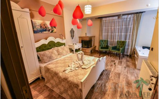 Ağva Teras Garden Hotel'de Kahvaltı Dahil Konaklama Seçenekleri
