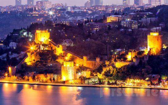Rumeli Hisarı'nda Eşsiz Boğaz Manzarası Eşliğinde Serander Bosphorus'da Sınırsız Çay Eşliğinde Sahur Fırsatı!