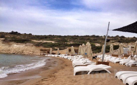 Çeşme Fly-Inn Beach Club'ta Plaj Girişi ve Gün Boyu Eğlence