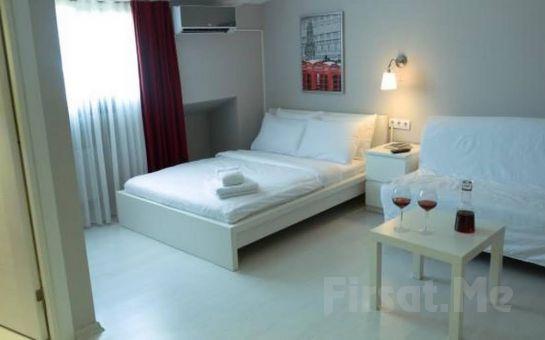 Arkem Hotel 3 Maltepe'de İki Kişilik Konaklama Seçenekleri