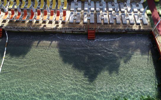 Büyükada Eskibağ Plajı Giriş, Şezlong, Şemsiye Kullanımı (20 Haziran'da Açıldı)