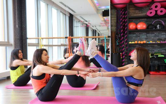 Sara Fitness Ataşehir'de Kişiye Özel Antrenman Programları