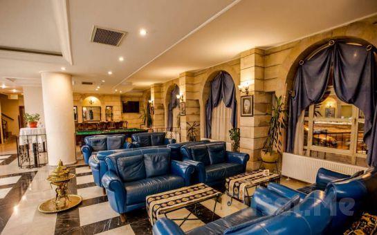 Taşsaray Hotel Kapadokya Nevşehir'de İki Kişi Konaklama Seçenekleri