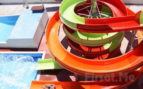 Kuşadası Magic Aqua World'de Aquapark Kullanımı ve Menü Seçenekleri