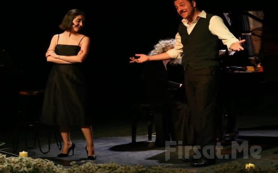 Yetkin Dikinciler, Senem Demircioğlu ve İklim Tamkan'dan 'Yarın'a Davet Nazım Hikmet' Müzikli ve Şiirli Gösteri Bileti