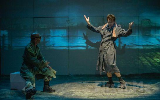 Dijital Görüntü Teknolojisyle En Çarpıcı Savaş Karşıtı Oyun 'Kapıların Dışında' Tiyatro Oyunu Bileti