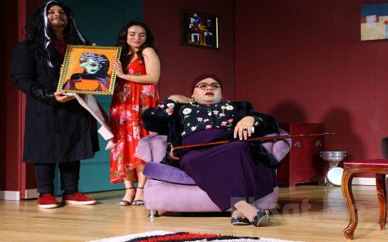 Bir Miras Kavgası Komedisi 'Kare As' Tiyatro Bileti