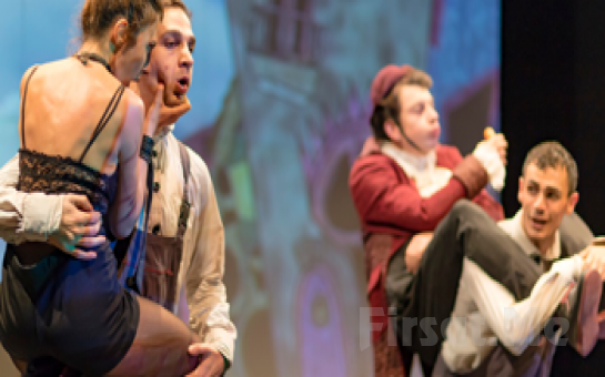 Gerçeküstü Bir Absürd Komedi 'Joko'nun Doğum Günü' Tiyatro Oyunu Bileti