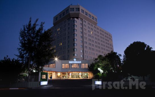 Bayramda Dedeman Otel'de 2 Gece 3 Gün Konaklamalı Ulaşım Dahil Kapadokya Fırsatı!