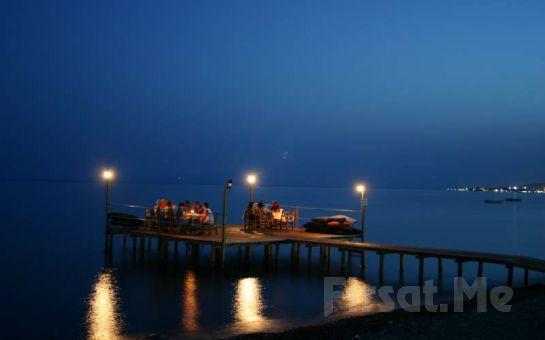 Cennet Gibi Bir Mekanda Unutulmaz Bayram Tatili! Yeşilida Tatil Köyünde 2 Gece 3 Gün Konaklamalı Altınoluk Deniz Turu!