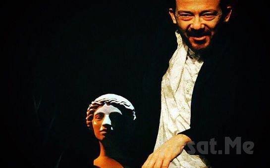 Hakan Gerçek'in Muhteşem Performansıyla 'Van Gogh' Tiyatro Bileti