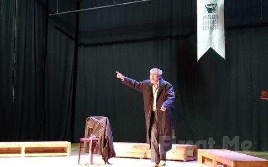 İki Oyun Birden Hayatta Ben En Çok Babamı Sevdim: Can Yücel - Bir Garip Orhan Veli Tiyatro Oyunu Bileti