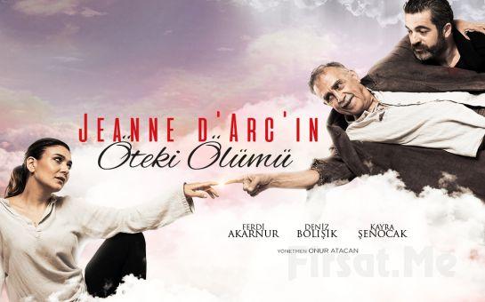 İktidar, İnsan ve Tanrı İlişkisinin Trajikomik Hikayesi 'Jeanne Darc'ın Öteki Ölümü' Tiyatro Oyunu Bileti