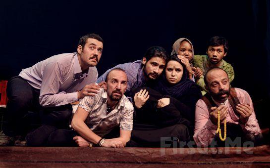 Mültecilerin Umuda Yoculuklarının Trajikomik Hikayesi 'Nereye?' Tiyatro Oyunu Bileti