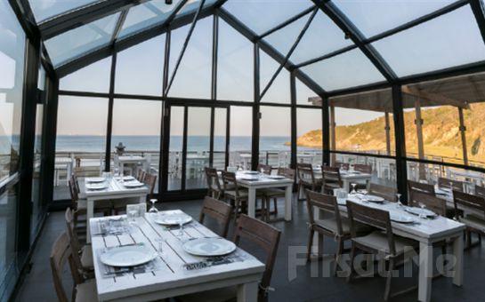 Sarıyer Milyos Restaurant'ta 26 Ekim'de Hüsnü Arkan Eşliğinde Yemek Menüleri