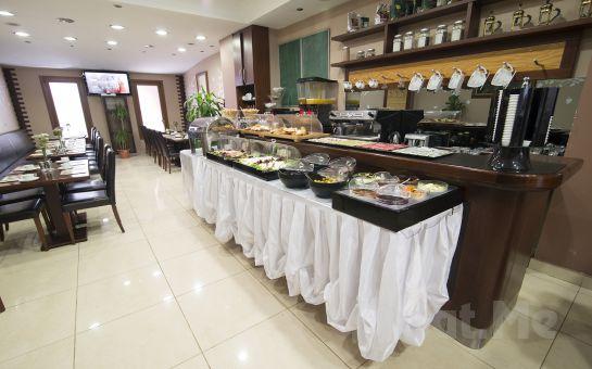 Cumbalı Luxury Boutique Şişli'de Kahvaltı Dahil Konaklama Keyfi
