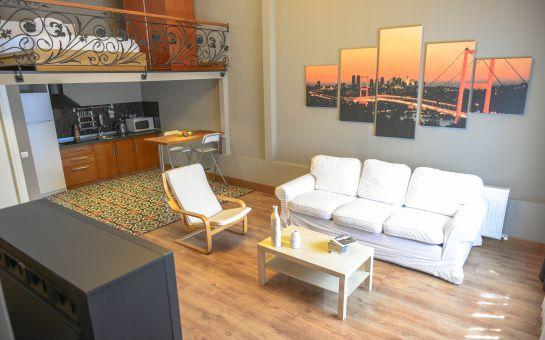 The Gate Ataşehir Suites & Flats'de İki Kişilik Konaklama Seçenekleri